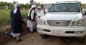 گزارش سفر شيخ الحديث به افغانستان