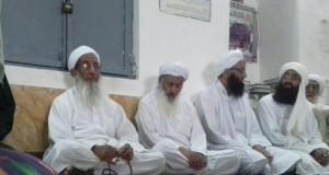 صلح و سازش بين سه تيره از طايفه رئيسی با حضور شيخ الحديث